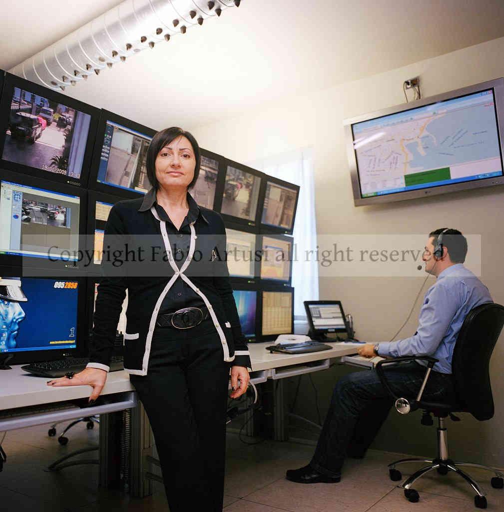 "giovanna genovese - general manager di ""La Celere Technology"" si"
