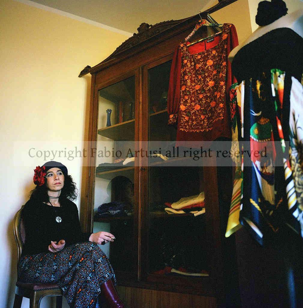 maria grazia troia - atelier di moda alternativa